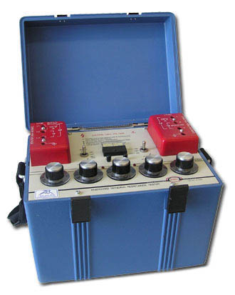 Biddle 57J / 577500 Energized Winding Resistance Tester