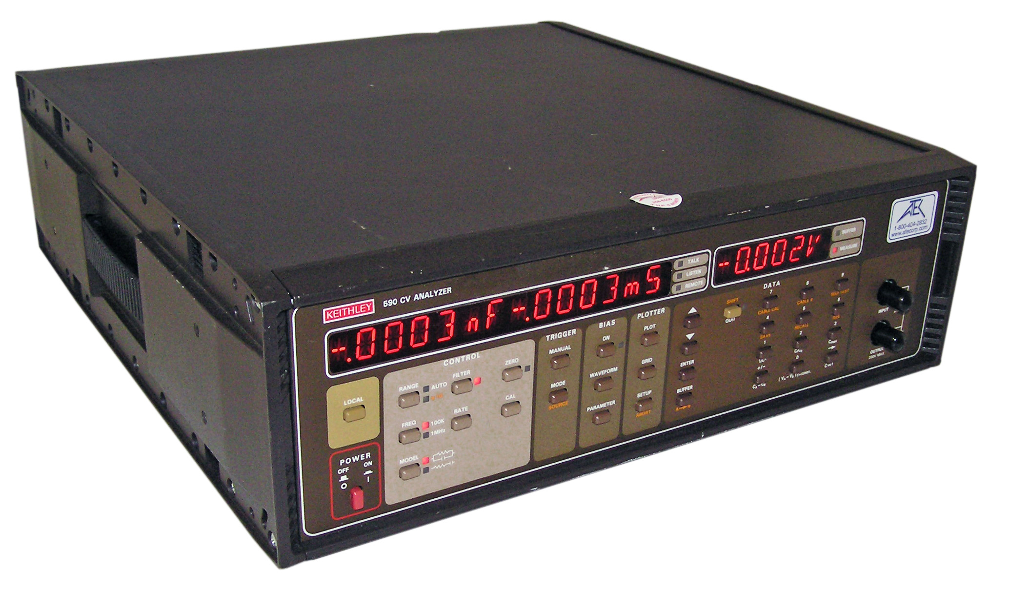 Keithley 590 Programmable Current Source