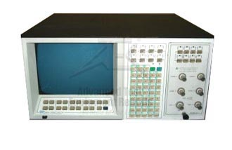 Data Precision 6100/D1000 Dynamic Signal Analyzer