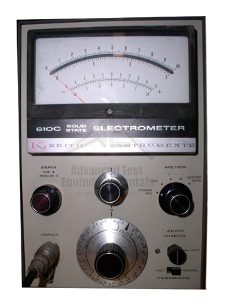 Keithley 610C Electrometer