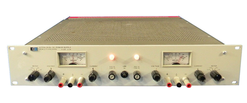 Keysight 6253A Dual Output Power Supply