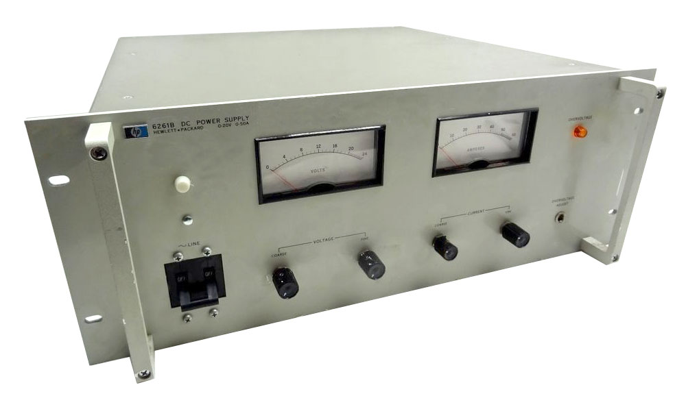 Keysight 6261B DC Power Supply