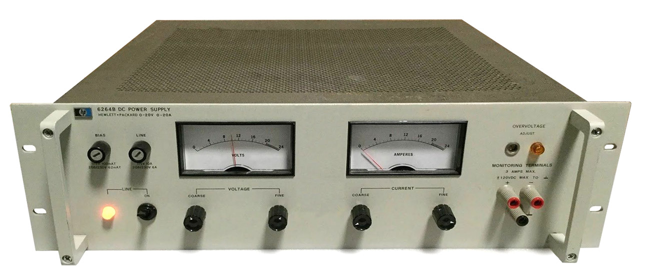 HP/Agilent 6264B DC Power Supply 20 V