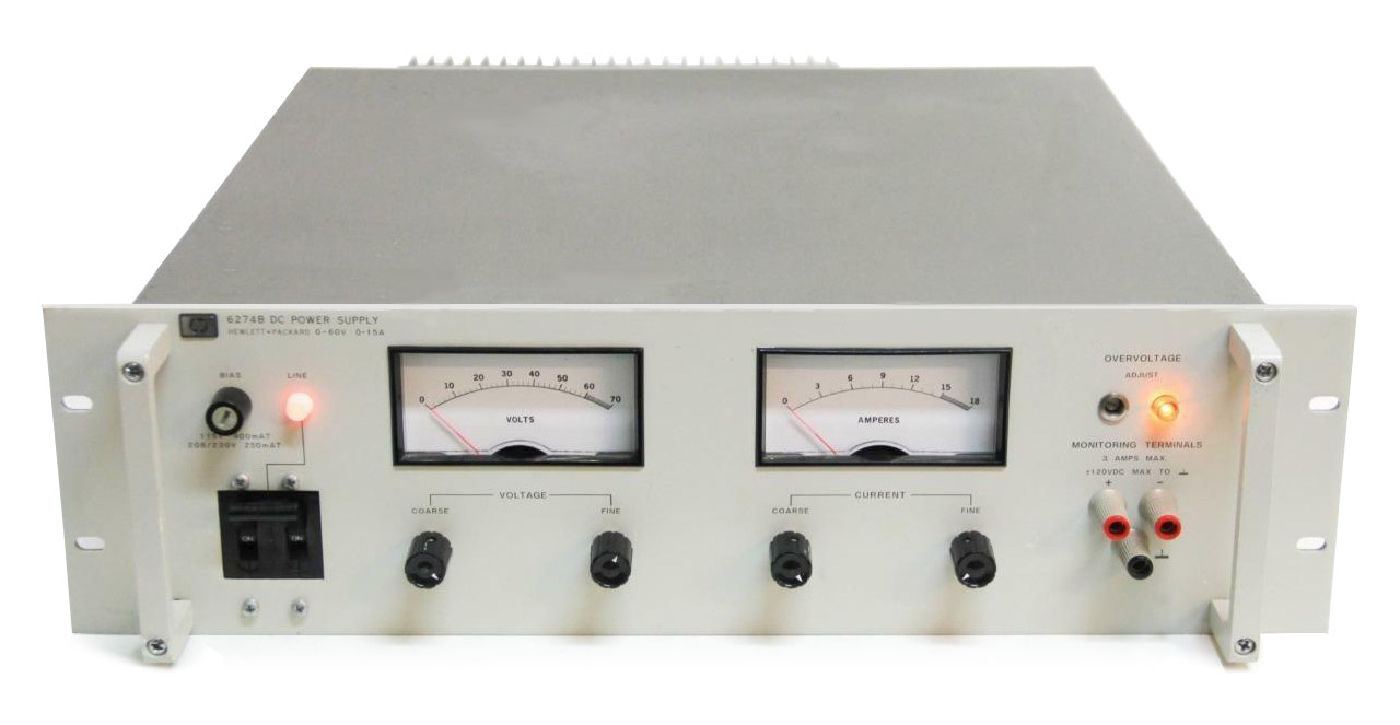 Keysight 6274B DC Power Supply
