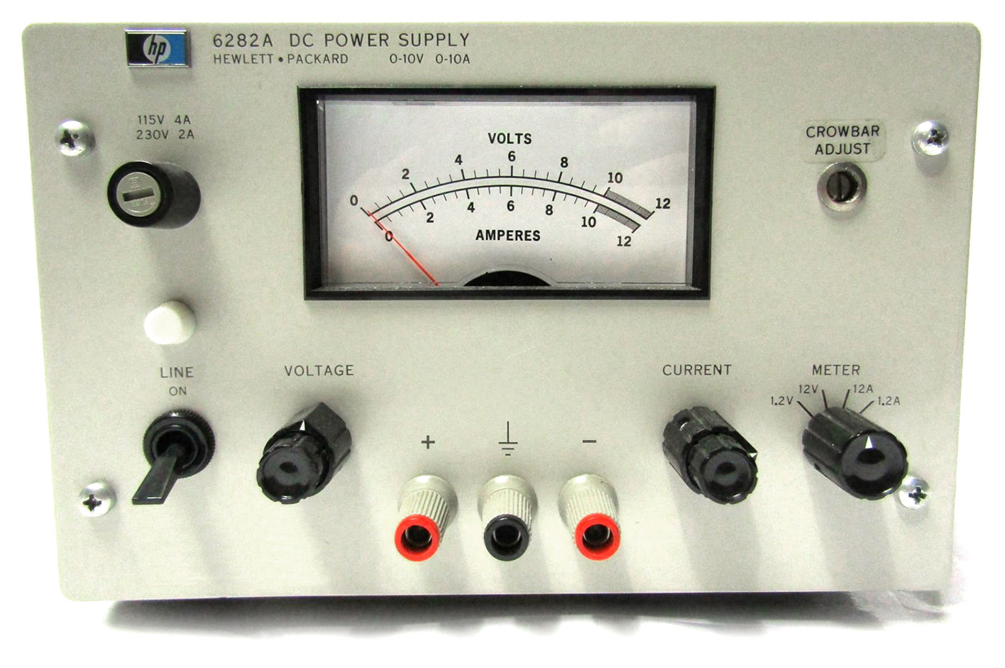 Keysight 6282A Power Supply