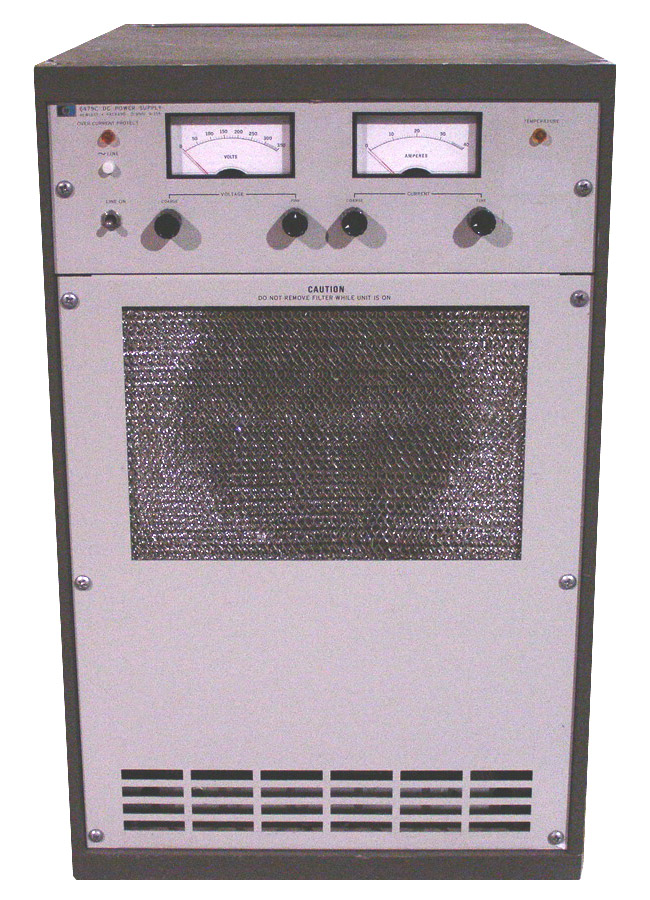 Keysight 6479C DC Power Supply, 300 Volts, 35 Amps