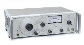 Keysight 651B Oscillator 10Hz to 10 MHz