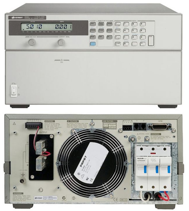 HP/Agilent 6691A 6600-Watt System Power Supply