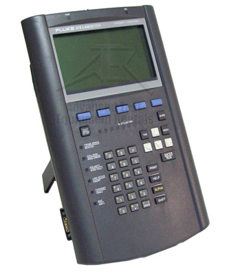 Fluke 675 Ethernet & Token Ring LanMeter
