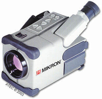 Mikron MikroScan 7515 Thermal Imaging Camera