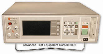 QuadTech 7600 Precision LCR Meter, 10 Hz - 2 MHz, 0.05% Accuracy