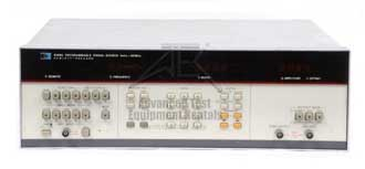 HP Agilent 8165A Pulse Function Generator