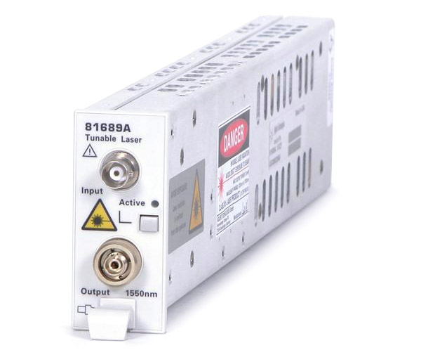Keysight 81689A Compact Tunable Laser Module