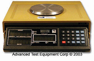 NCI 8200 Laboratory Counting Scale