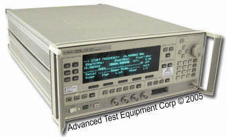 Keysight 83623B Synthesized Swept Signal Generators