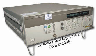 Keysight 83712B Synthesized Swept CW Generator