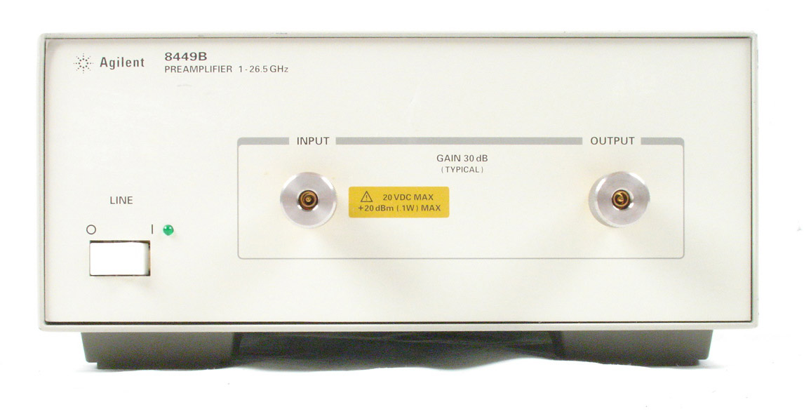 Keysight 8449B Microwave Preamplifier