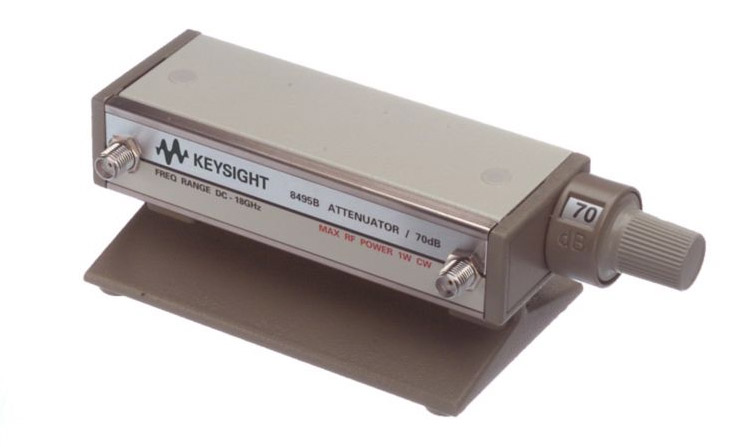 Keysight 8495B Step Attenuator, 0 Hz - 18 GHz