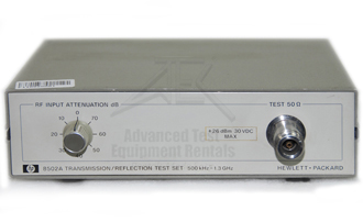 Keysight 8502A / Reflection Test Set 500 kHz-1.3 GHz
