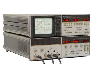 Keysight 8505A / 8503A RF Network Analyzer, 500 kHz - 1.3 GHz