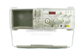 Keysight 853A Spectrum Analyzer Display Mainframe