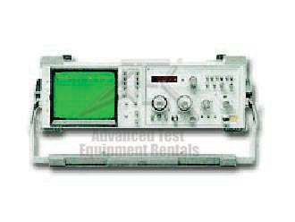 Agilent 8559A Microwave Spectrum Analyzer