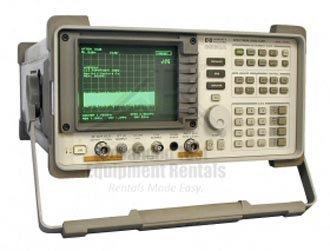 HP/Agilent 8560A Portable Spectrum Analyzer, 50 Hz - 2.9 GHz