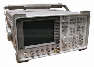 Rent HP/Agilent 8563E Portable Spectrum Analyzer