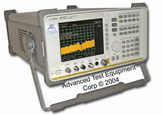 Agilent 8565E Portable Spectrum Analyzer