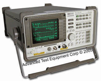 8591E Agilent Spectrum Analyzer