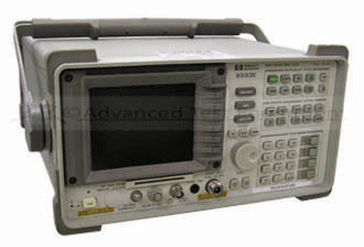 HP/Agilent 8593E-023 Spectrum Analyzer