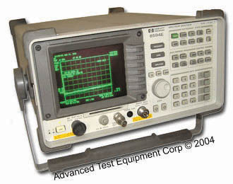 HP/Agilent 8594E Spectrum Analyzer, 9 kHz - 2.9 GHz