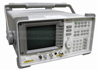 HP/Agilent 8595A RF Spectrum Analyzer, 9 kHz-6.5 GHz