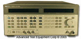 Keysight 8643A High Performance Signal Generator