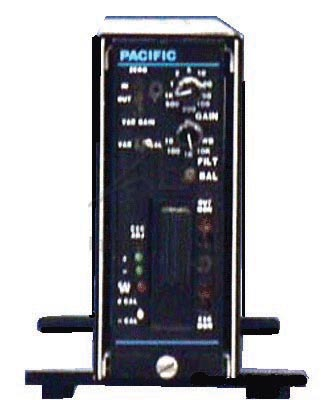 Pacific Instruments 8650 Amplifier