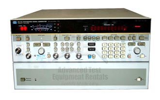 Keysight 8673D Synthesized Signal Generator