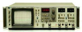 Keysight 8754A Network Analyzer