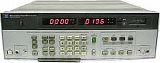 Keysight 8903A/B Audio Analyzer, 20 Hz - 100 kHz