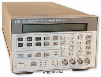 Keysight 8904A Multifunction Synthesizer