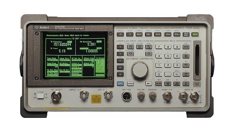 Rent HP Agilent 8920B RF Communications Test Set