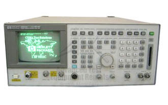HP/Agilent 8924C CDMA Mobile Station Test Set