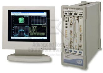 HP/Agilent 89610A Vector Signal Analyzer