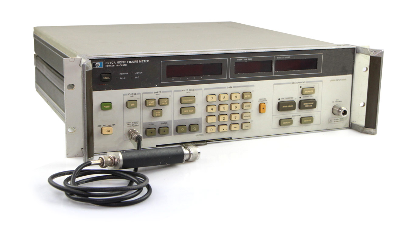 Keysight 8970A/346B Noise Figure Meter