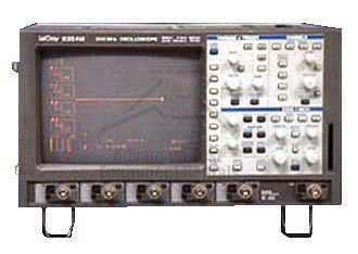 Rent LeCroy 9354M Digital Oscilloscope 500 MHz, 2 GS/s
