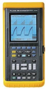 99 fluke oscilloscopes atec rh atecorp com Fluke ScopeMeter 105B Fluke Automotive ScopeMeter