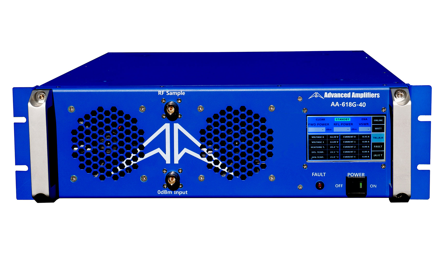 Advanced Amplifiers AA-618G-40