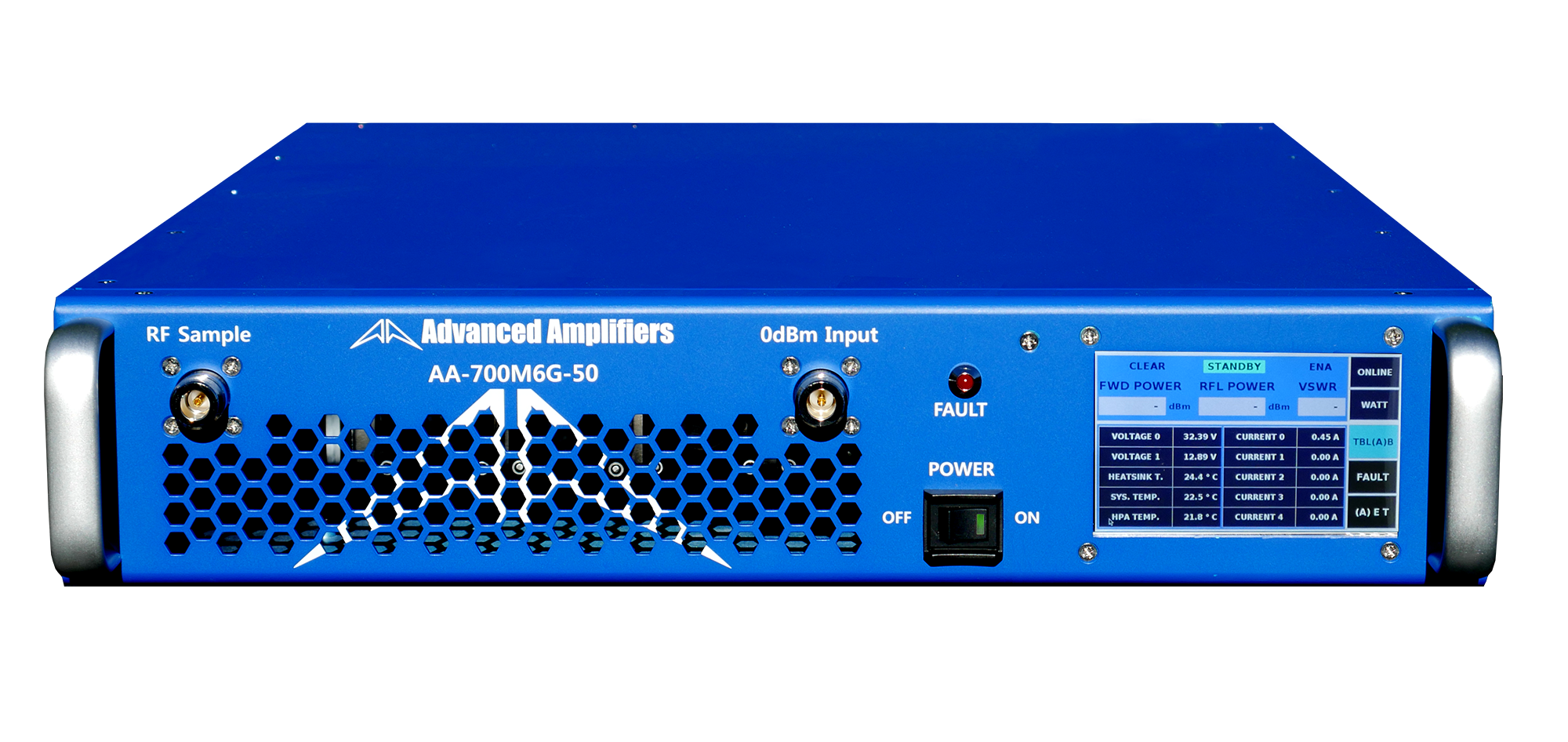Advanced Amplifiers AA-700M6G-50