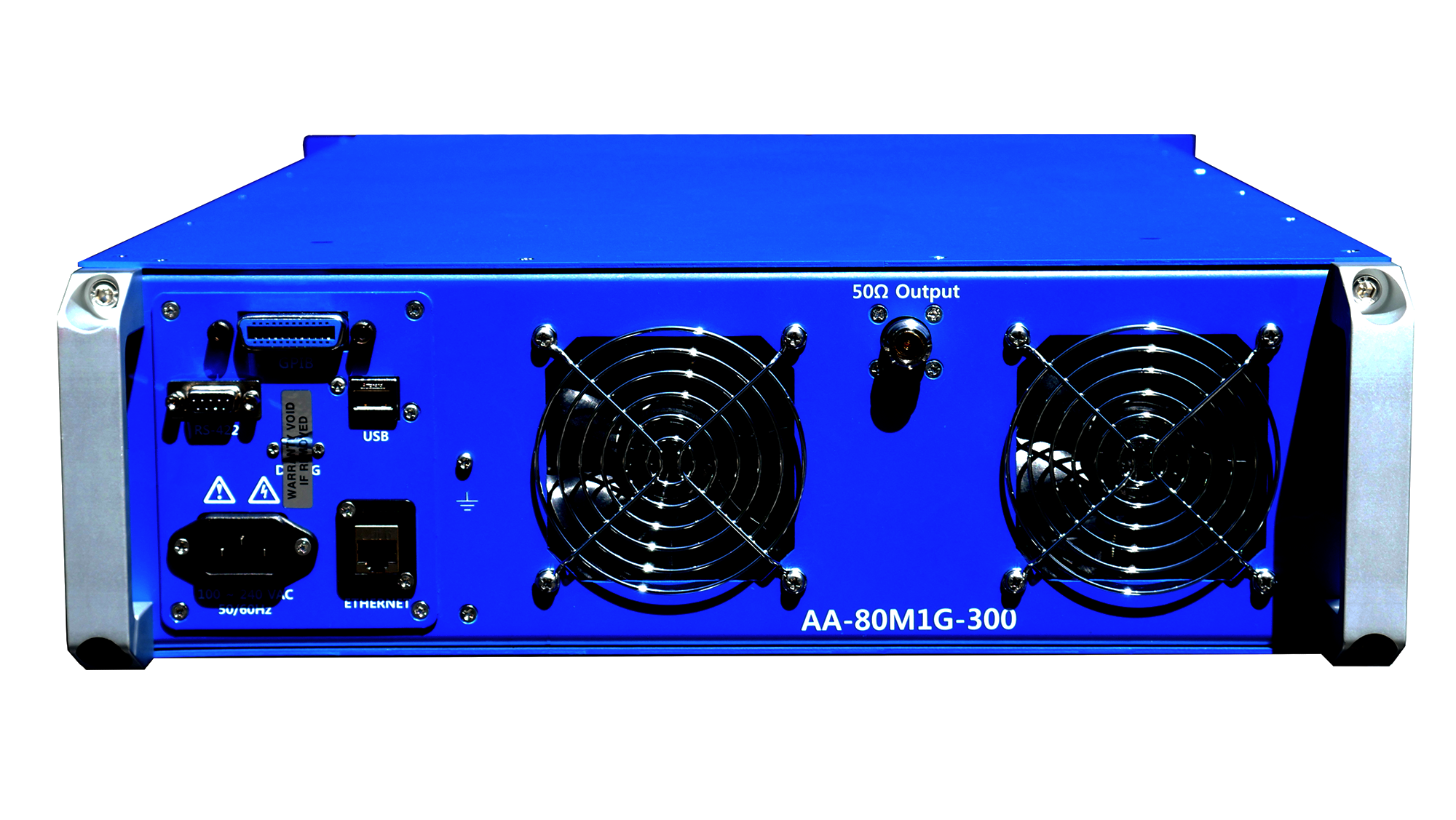 Advanced Amplifiers AA-80M1G-300 Solid State Amplifier | 80 - 1000 MHz, 300 W