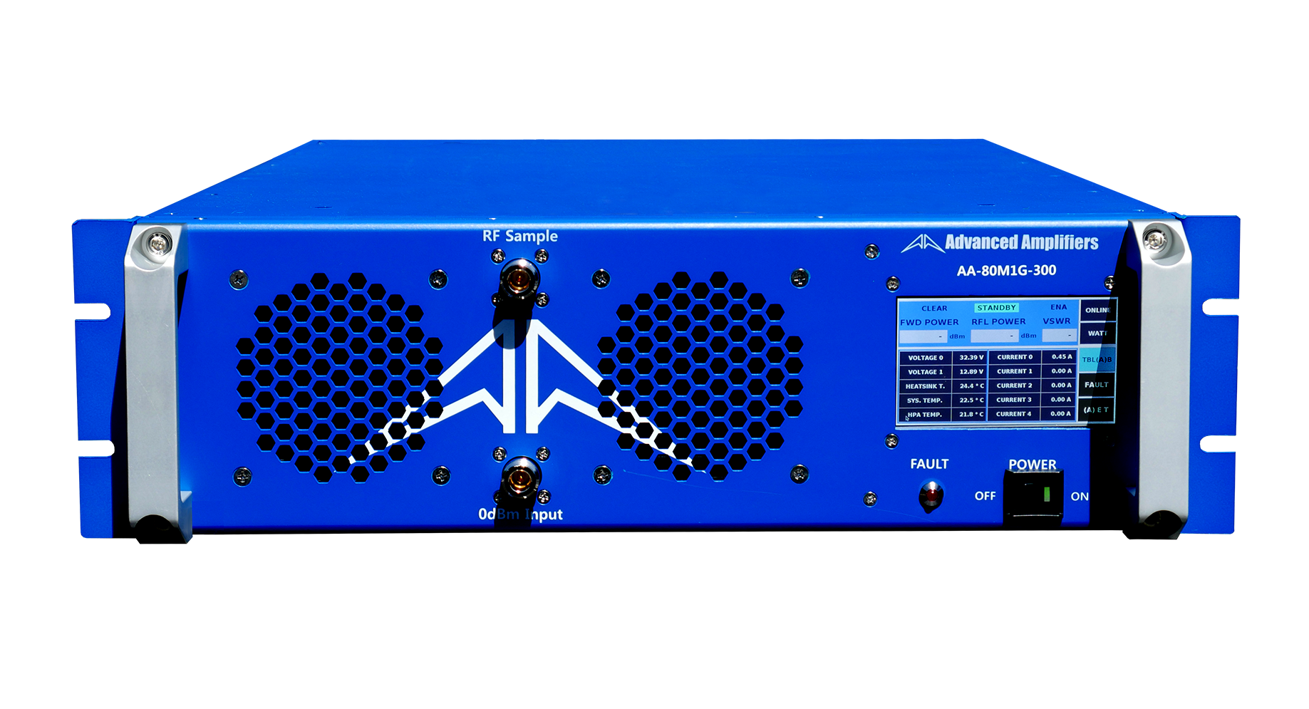 Advanced Amplifiers AA-80M1G-300