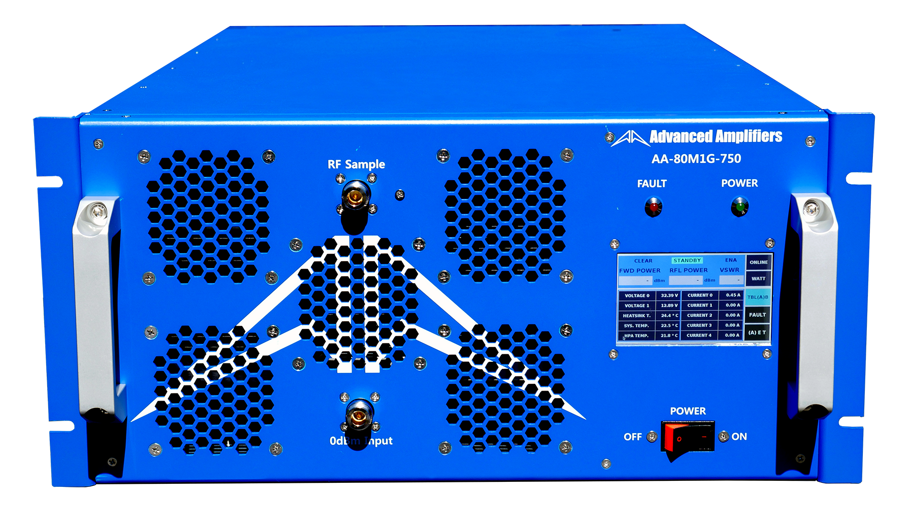 Advanced Amplifiers AA-80M1G-750